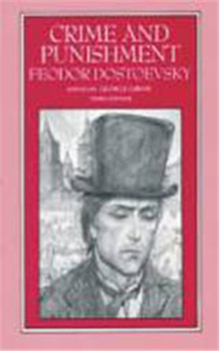 Dollhouse Miniature CRIME AND PUNISHMENT
