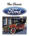 Dollhouse Miniature THE CLASSIC FORD/LG/COL.