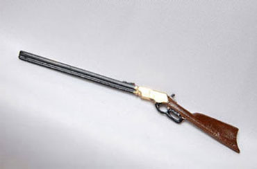 Dollhouse Miniature Winchester 73 Rifle