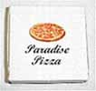 Dollhouse Miniature Paradise Pizza