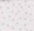 Dollhouse Miniature Pre-pasted Wallpaper, White On White Flowers