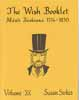 Dollhouse Miniature Wish Booklet #20 Men's Fashions1776-1850
