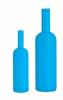 Dollhouse Miniature WINE and MAGNUM BOTTLE/BLUE