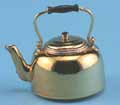 Dollhouse Miniature Coppertone Teakettle