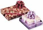 Dollhouse Miniature Single and Double Gifts with Bow