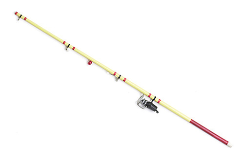 Dollhouse Miniature Fishing Pole