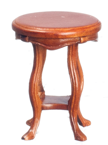Dollhouse Miniature Guadie Art Noveau End Table