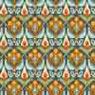 Dollhouse Miniature Wallpaper: Tapestry