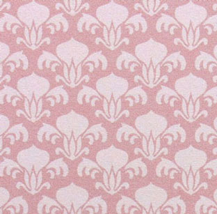 Dollhouse Miniature Wallpaper: Pink Champagne