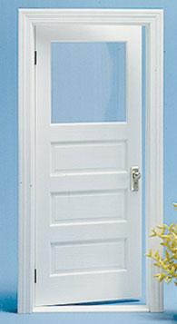 3-Panel 1-Light Door Kit