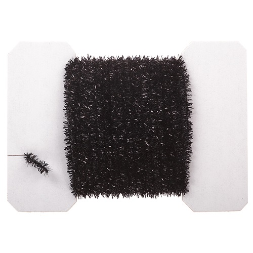Tinsel Garland, Black