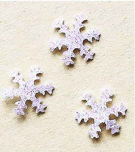 Snowflakes, approx. 50