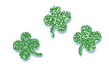 Shamrocks, approx. 50