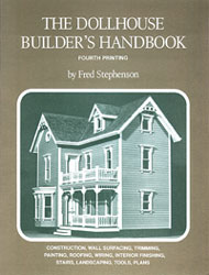 Dollhouse Miniature Dollhouse Builders Handbook #2