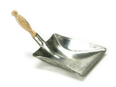 Dollhouse Miniature Dust Pan
