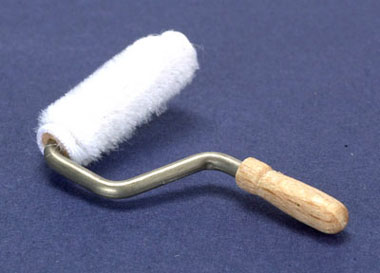 Dollhouse Miniature Paint Roller
