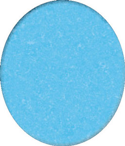 Dollhouse Miniature Carpet: Light Blue, 14 X 18