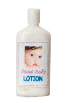 Dollhouse Miniature Kidz Baby Lotion