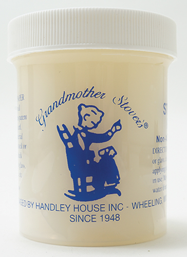 Dollhouse Miniature Grandmother Stover's Yes Glue, 6 Oz.