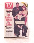 Dollhouse Miniature Television Guide