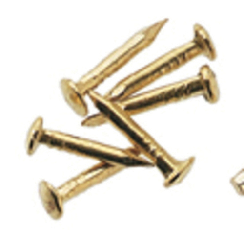 Dollhouse Miniature Escutcheon Pins, 26/Pk