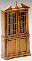 Dollhouse Miniature Cabinet Kit