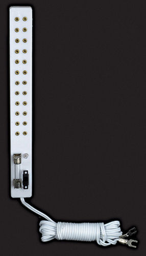 Dollhouse Miniature Power Strip W/Switch
