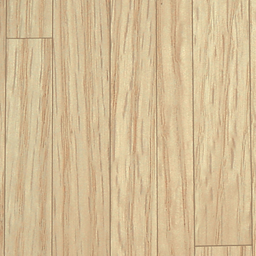 Dollhouse Miniature Flooring: Random, Oak 11 X 17