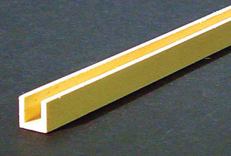 Dollhouse Miniature Chanel Molding 3/8 In 2/