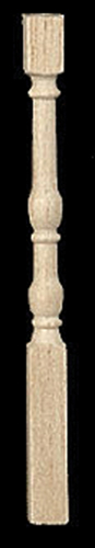 Dollhouse Miniature Traditional Baluster, 12/Pcs