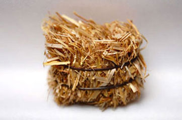 Dollhouse Miniature Small Bale Of Hay