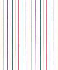 Dollhouse Miniature Wallpaper, Jewel Stripe