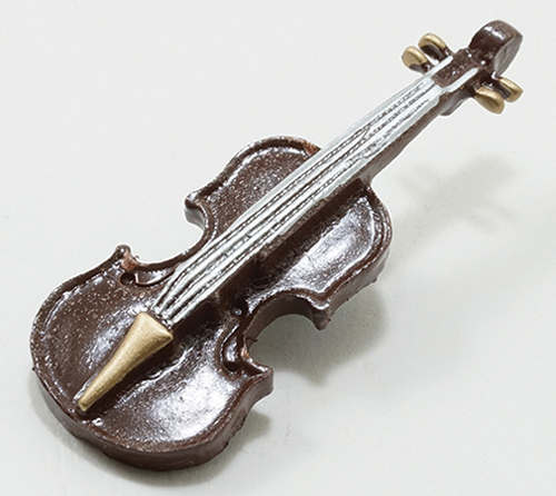 Dollhouse Miniature Violin