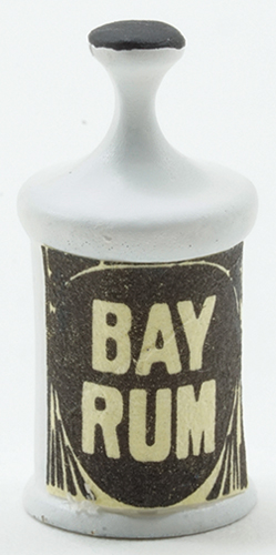 Dollhouse Miniature Bay Rum