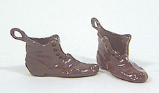 Dollhouse Miniature Men's Shoes (Assorted)