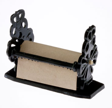 Dollhouse Miniature Paper Holder