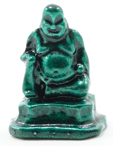 Dollhouse Miniature Buddha