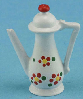 Dollhouse Miniature Coffee Pot (Mul486)