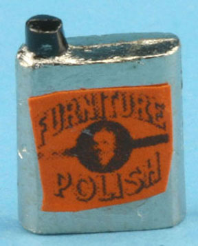 Dollhouse Miniature Furniture Polish