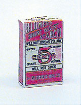 Dollhouse Miniature Bloomer's Starch