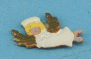 Dollhouse Miniature Angel Tree Ornament