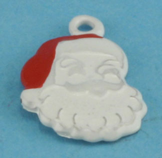 Dollhouse Miniature Santa Tree Ornament