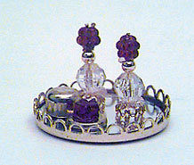 Dollhouse Miniature Perfume Set