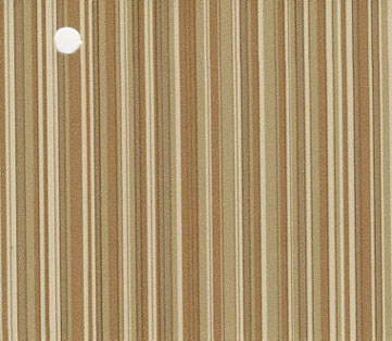 Dollhouse Miniature Pp Wallpaper, Variegated Stripe