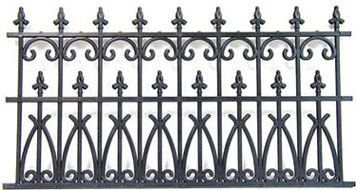 Wrought Iron Fence Victorian Wrought Iron Fence Victorian O Nongzico
