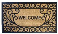 Dollhouse Miniature Welcome Mat