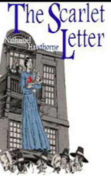 Dollhouse Miniature THE SCARLET LETTER