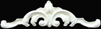 Dollhouse Miniature Top Trim