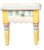 Dollhouse Miniature Night Stand