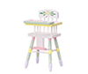 Dollhouse Miniature Baby Highchair, Multicolor